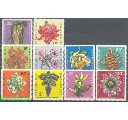 Znaczek Rwanda 1968 Mi 272-281 Czyste **