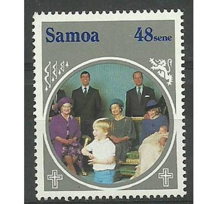 Znaczek Samoa 1985 Mi 566 Z podlepką *