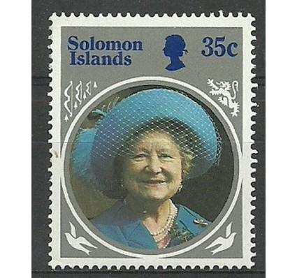 Znaczek Wyspy Salomona 1985 Mi 547 Z podlepką *