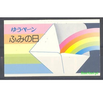 Znaczek Japonia 1989 Mi mh 1865-1866 Czyste **