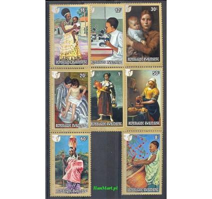 Znaczek Rwanda 1975 Mi 724-731 Czyste **
