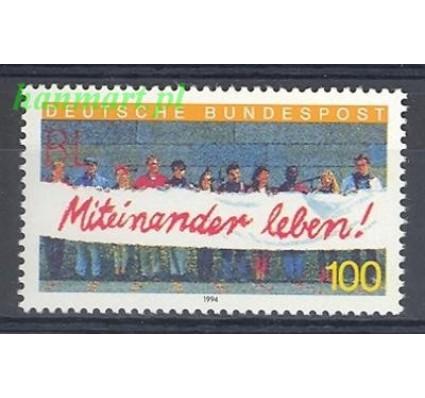 Niemcy 1994 Mi 1725 Czyste **