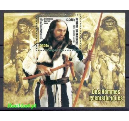 Znaczek Kambodża 2001 Mi bl 291 Czyste **