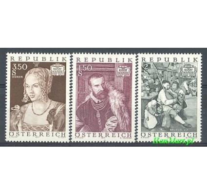 Znaczek Austria 1971 Mi 1360-1362 Czyste **