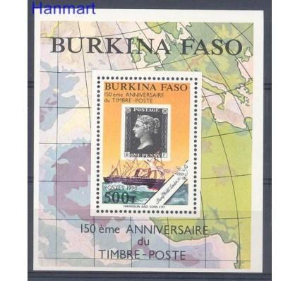 Znaczek Burkina Faso 1990 Mi bl 132 Czyste **
