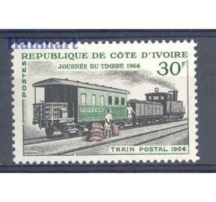 Znaczek Wybrzeże Kości Słoniowej 1966 Mi 293 Czyste **