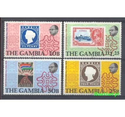 Znaczek Gambia 1979 Mi 390-393 Czyste **