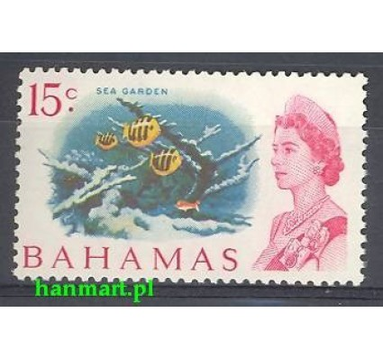 Znaczek Bahamy 1967 Mi 266 Czyste **