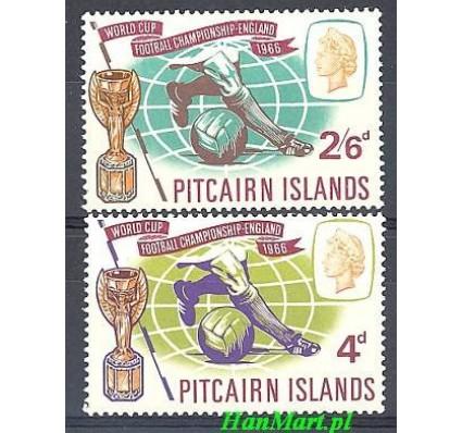 Znaczek Pitcairn 1966 Mi 60-61 Czyste **