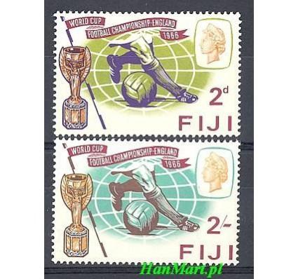 Znaczek Fidżi 1966 Mi 191-192 Czyste **