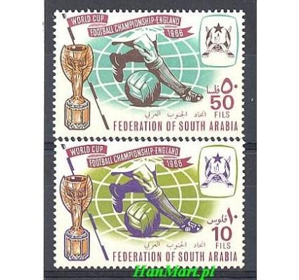 Znaczek Federacja Arabii Południowej 1966 Mi 23-24 Czyste **