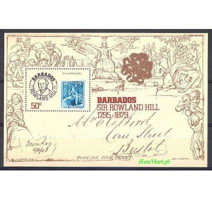 Znaczek Barbados 1979 Mi bl 12 Czyste **