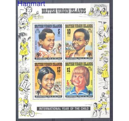 Znaczek Wyspy Dziewicze 1979 Mi bl 10 Czyste **