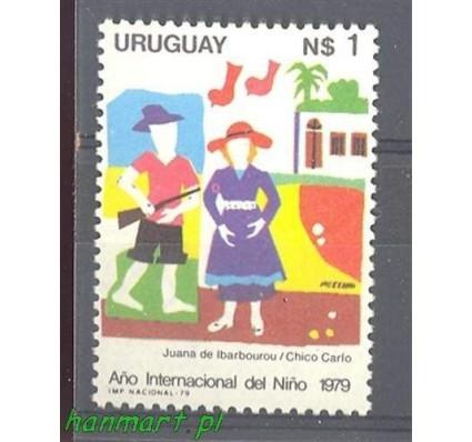 Znaczek Urugwaj 1979 Mi 1561 Czyste **