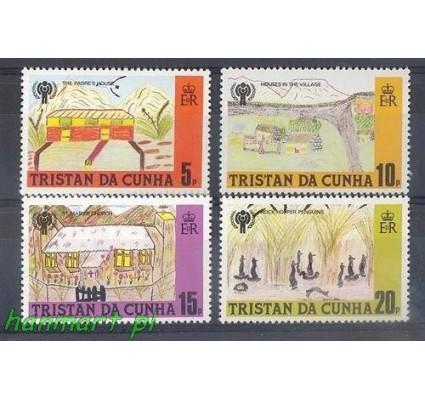 Znaczek Tristan da Cunha 1979 Mi 266-269 Czyste **