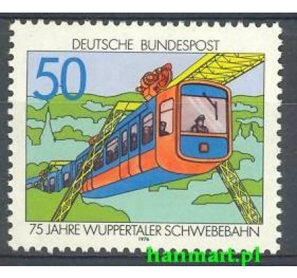 Znaczek Niemcy 1976 Mi 881 Czyste **
