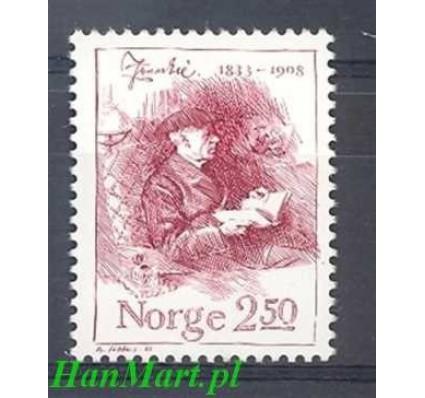 Znaczek Norwegia 1983 Mi 890 Czyste **