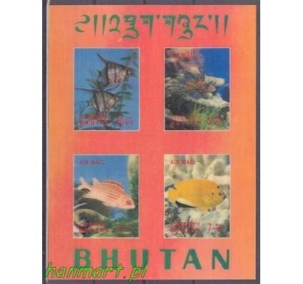 Znaczek Bhutan 1969 Mi bl 20 Czyste **