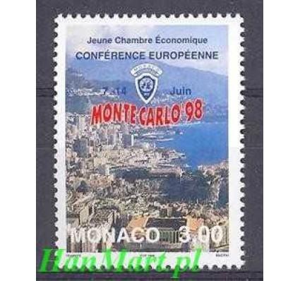 Znaczek Monako 1998 Mi 2407 Czyste **