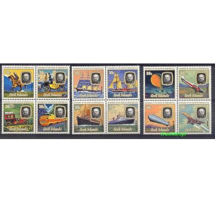 Znaczek Wyspy Cooka 1979 Mi 603-614 Czyste **