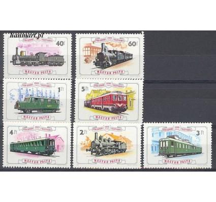 Znaczek Węgry 1976 Mi 3157-3163 Czyste **