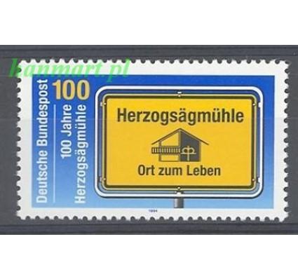 Niemcy 1994 Mi 1740 Czyste **