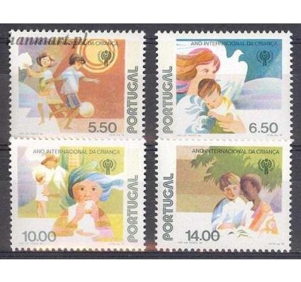 Znaczek Portugalia 1979 Mi 1443-1446 Czyste **