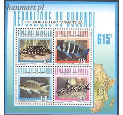 Znaczek Burundi 1996 Mi bl 139 Czyste **