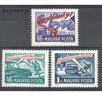 Znaczek Węgry 1973 Mi 2894-2896 Czyste **