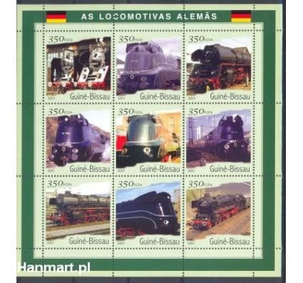 Znaczek Gwinea Bissau 2001 Mi 1809-1817 Czyste **