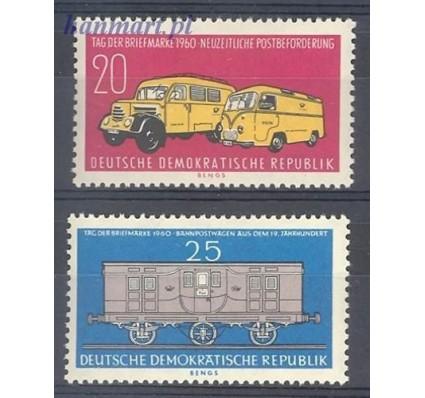 Znaczek NRD / DDR 1960 Mi 789-790 Czyste **