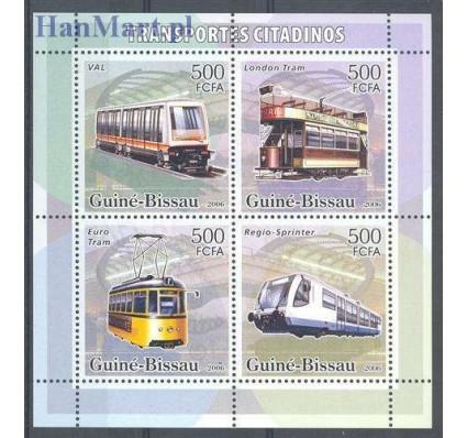 Znaczek Gwinea Bissau 2006 Mi 3374-3377 Czyste **