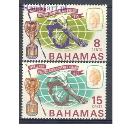 Znaczek Bahamy 1966 Mi 250-251 Czyste **