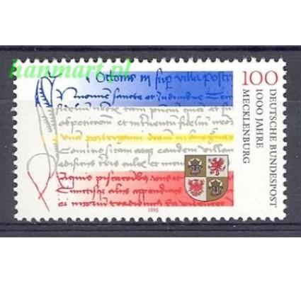 Niemcy 1995 Mi 1782 Czyste **