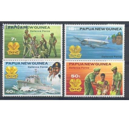 Znaczek Papua Nowa Gwinea 1981 Mi 409-412 Czyste **