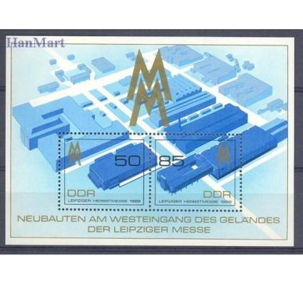 Znaczek NRD / DDR 1989 Mi bl 99 Czyste **