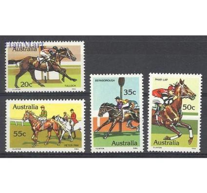 Znaczek Australia 1978 Mi 663-666 Czyste **