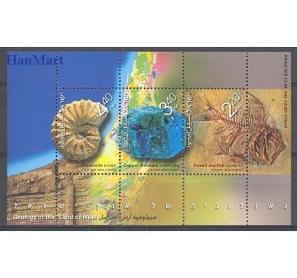 Znaczek Izrael 2002 Mi bl 66 Czyste **