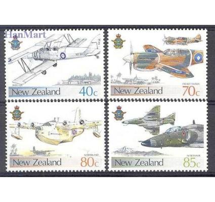 Znaczek Nowa Zelandia 1987 Mi 992-995 Czyste **