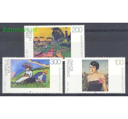 Niemcy 1994 Mi 1748-1750 Czyste **