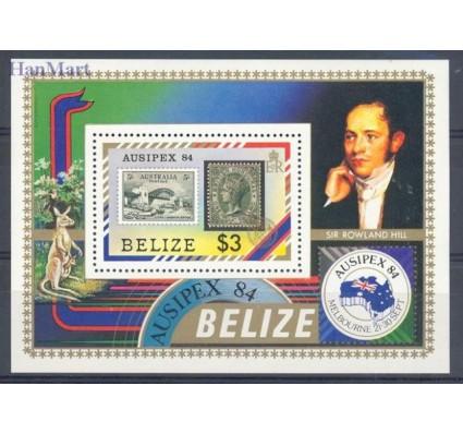 Znaczek Belize 1984 Mi bl 64 Czyste **