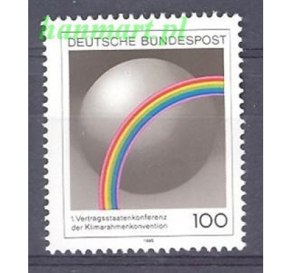 Niemcy 1995 Mi 1785 Czyste **