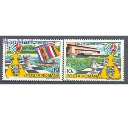 Znaczek Rumunia 1992 Mi 4799-4800 Czyste **