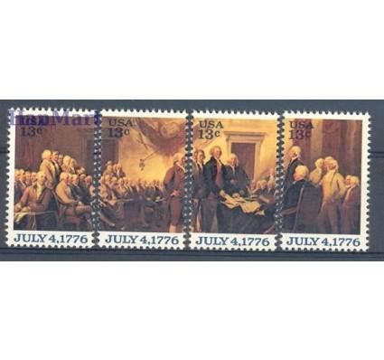 Znaczek USA 1976 Mi 1278-1281 Czyste **