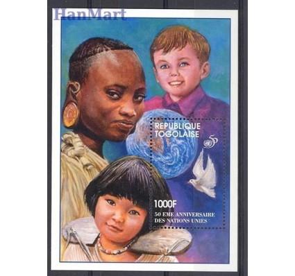 Znaczek Togo 1995 Mi bl 379 Czyste **