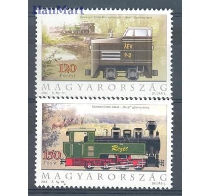 Znaczek Węgry 2004 Mi 4819-4820 Czyste **