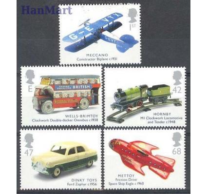 Znaczek Wielka Brytania 2003 Mi 2152-2156 Czyste **