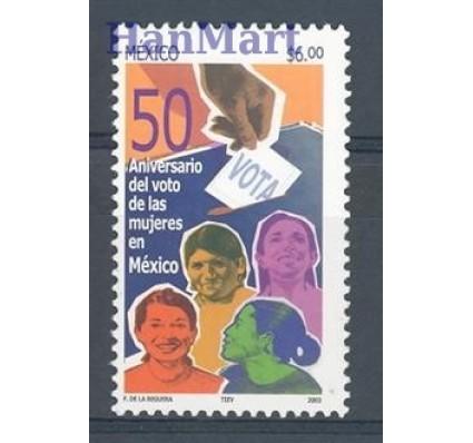 Znaczek Meksyk 2003 Mi 3037 Czyste **