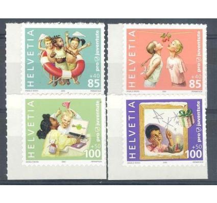Znaczek Szwajcaria 2005 Mi 1941-1944 Czyste **