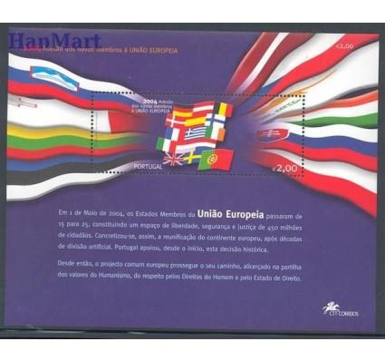 Znaczek Portugalia 2004 Mi bl 195 Czyste **